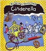 Cinderella Faux Diary Hadcover Picture Book