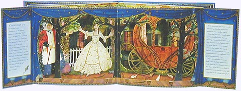 Cinderella Pop-up Book