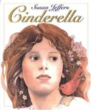 Cinderella Hardcover Picture Book illustrated by Susan Jeffers