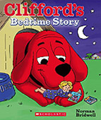 Clifford's Bedtime Story Padded Board Book