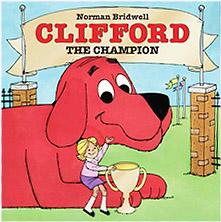 Clifford the Champion Hardcover Picture Book