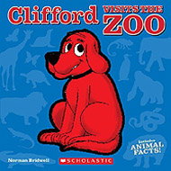 Clifford Visits the Zoo Hardcover Picture Book