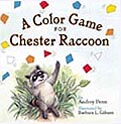 A Color Game for Chester Raccoon Board Book