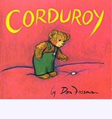 Corduroy Hardcover Book