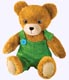 Corduroy Bear Plush