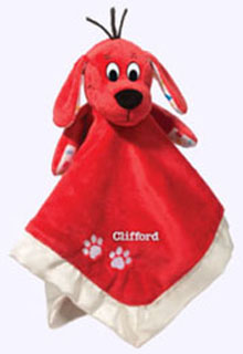 14 in. Clifford Blankie