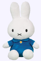 10 in. Miffy Plush