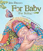 For Baby (For Bobbie) Picure Book with cd
