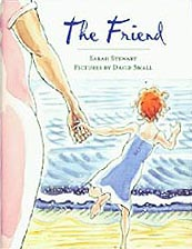 The Friend Out-of-Print Hardcover Picture Book