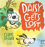 Daisy Gets Lost Book