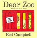 Dear Zoo Lift the Flap Board Book