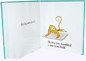 Dear Zoo Pop Up Book with open page