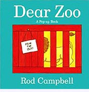 Dear Zoo Pop Up Book