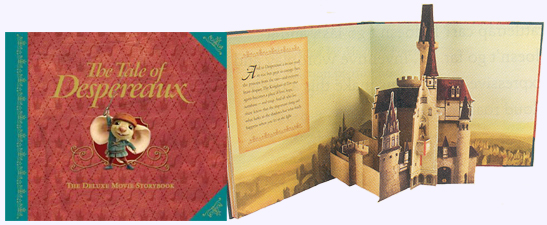 Tale of Despereaux - Deluxe Movie Storybook