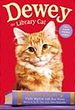 Dewey the Library Cat: True Story Out-of-Print Hardcover Chapter Book