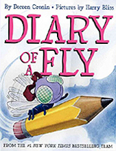 Diary of a Fly Hardcover Picture Book