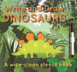Write and Draw Dinosaurs Board Activity Book