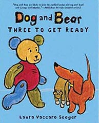 Three to get Ready Book