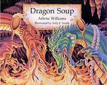 Dragon Soup Hardcover Picture Storybook