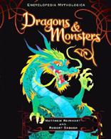 Dragons and Monsters Pop-up Book