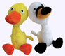 Duck and Goose Plush