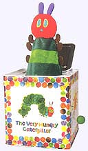 Very Hungry Caterpillar Jack-in-the-box
