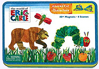 Very Hungry Caterpillar Magnetic Characters