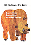 Brown Bear, What Do You See Board Book