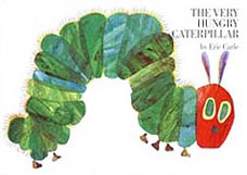 Very Hungry Caterpillar Hardcover Picture Book