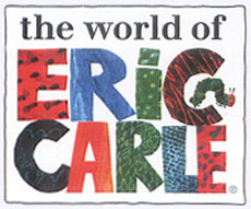 Logo World of Eric Carle