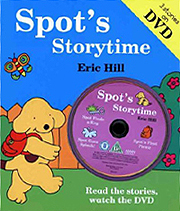 Spot's Storytime Book with DVD