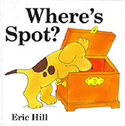 Where's Spot? Lift-the-Flap Board Book