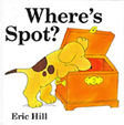 Where's Spot Board Book