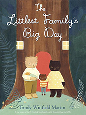 The Littlest Family's Big Day Hardcover Picture Book