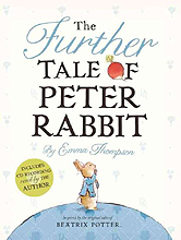 The Further Tale of Peter Rabbit hardcover Picture Book w/CD