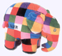 Elmer the Elephant Plush Doll