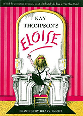 Eloise Hardcover Picture Storybook