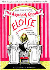 The Absolutly Essential Eloise Hardcover Picture Storybook