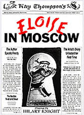 Eloise in Moscow Hadcover Picture Storyook
