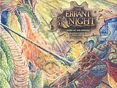 The Errant Knight Hardcover Picture Book