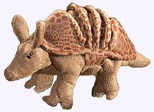 11 in. Armadillo Puppet