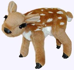 13 in. Fawn Puppet
