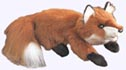 Animal Fables Fox Puppet