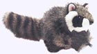 8 in. Raccoon Finger Puppet