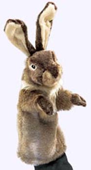 20 in. Rabbit Stage Puppet