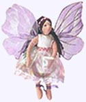 7 in. Tooth Fairy Finger Puppet