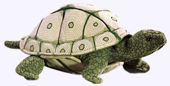 13 in. Tortoise Hand Puppet