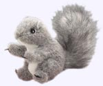 5 in. Squirrel Finger Puppet