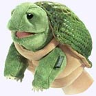 7 in. Turtle Puppet