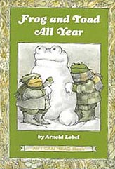 Frog and Toad All Year Hardcover Picture Book